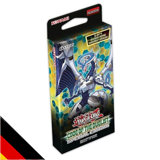 Code of the Duelist Special Edition German