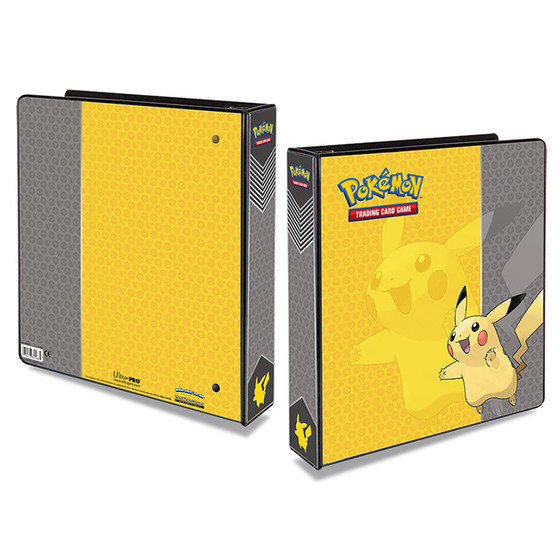 Ultra Pro - Collectors Album Pikachu