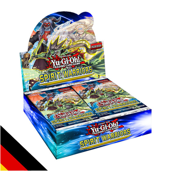 Spirit Warriors Booster Box (24 Booster Packs) German