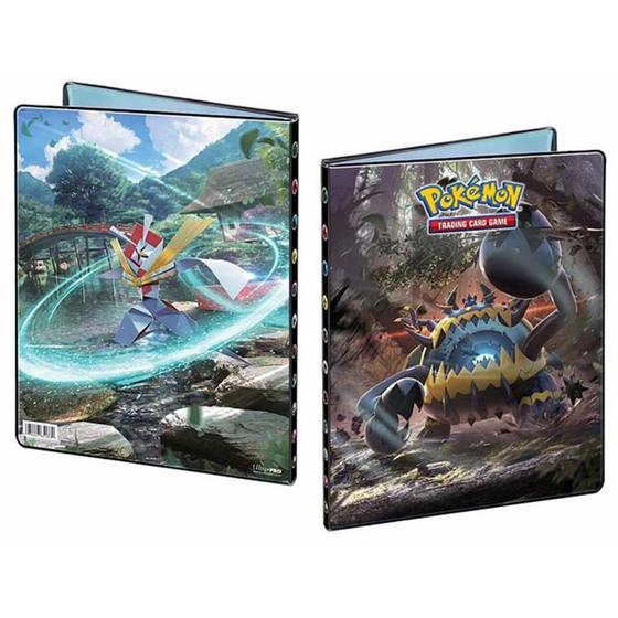 Sun & Moon: Crimson Invasion Collectors Portfolio
