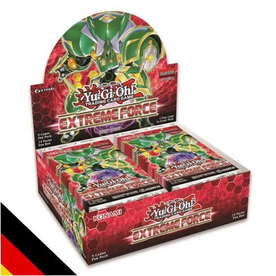 Extreme Force Display (24 Booster) Deutsch