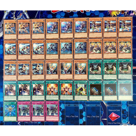 U.A. Deck Core - 40 Karten - Deutsch (Abstauber,...