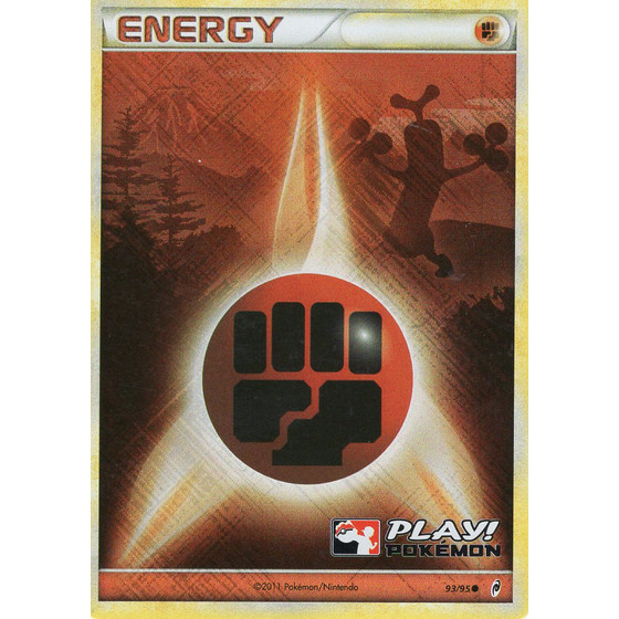 Fighting Energy - 93/95 - Player Rewards