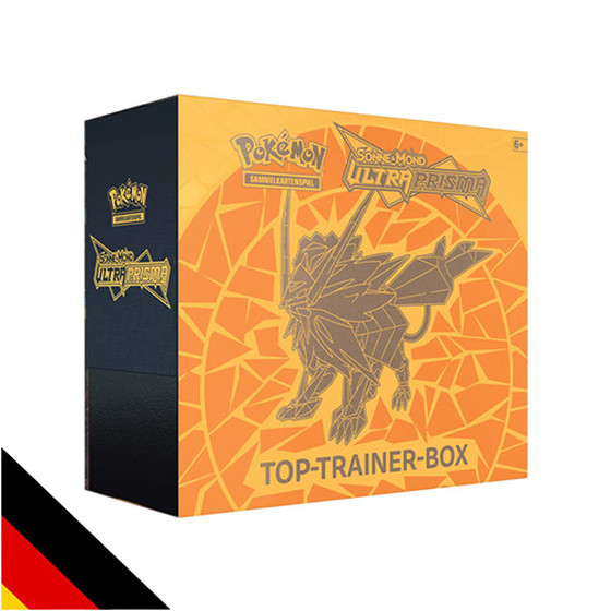 Sonne & Mond: Ultra-Prisma Top-Trainer Box