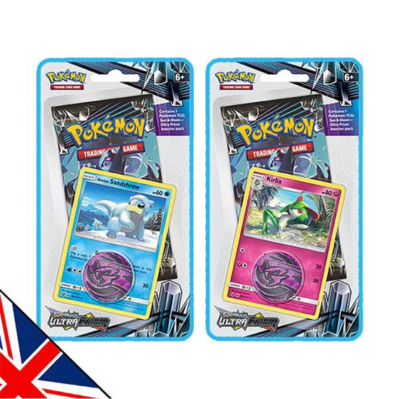 Sun & Moon: Ultra Prism 1-Pack + Promo Blister (Englisch)