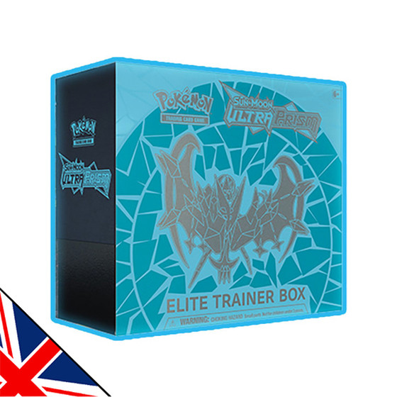 Sun & Moon: Ultra Prism Elite Trainer Box Dawn Wings...