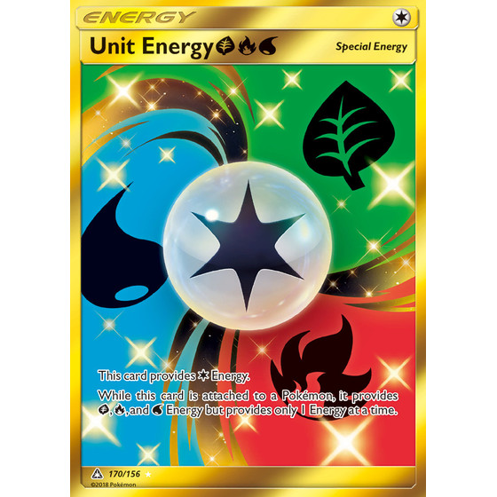 Unit Energy GFW - 170/156 - Shiny