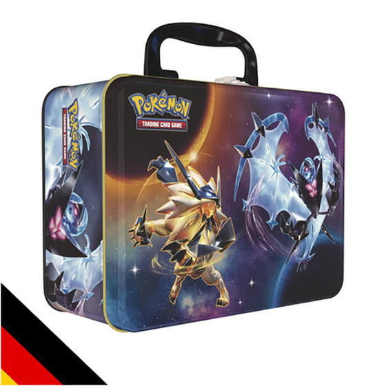 Pokemon Collectors Chest / Sammelkoffer Frühjahr 2018