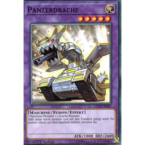 Panzerdrache - LED2-DE047 - Common