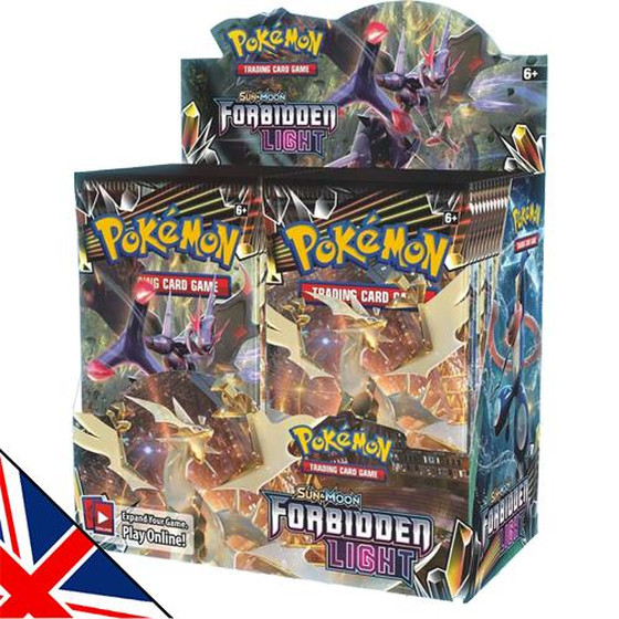 Sun & Moon: Forbidden Light Display (Englisch)