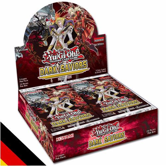 Dark Saviors Display (24 Booster) Deutsch