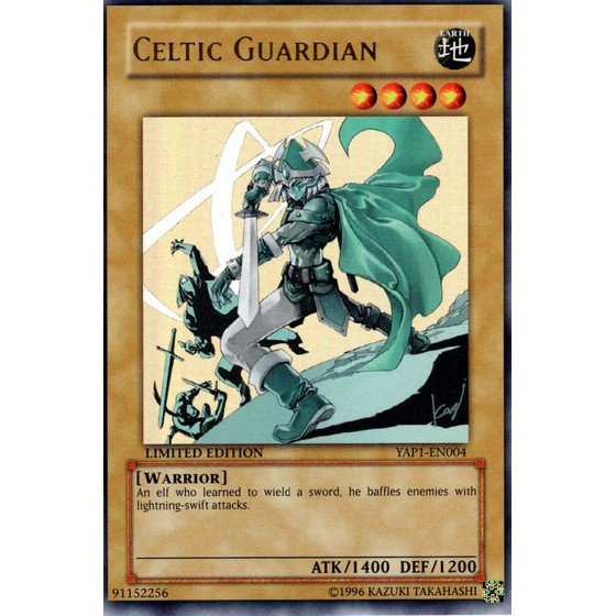 Celtic Guardian - YAP1-EN004 - Ultra Rare
