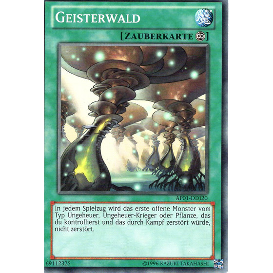 Geisterwald - AP01-DE020 - Common