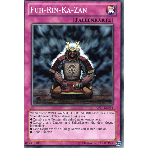 Fuh-Rin-Ka-Zan - AP01-DE024 - Common