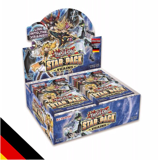 Star Pack Vrains Display Deutsch