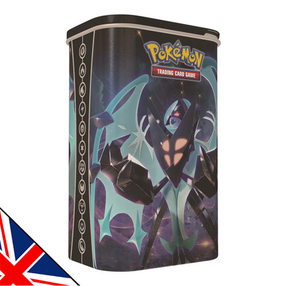 Elite Trainer Deck Tin Dawn Wings Necrozma