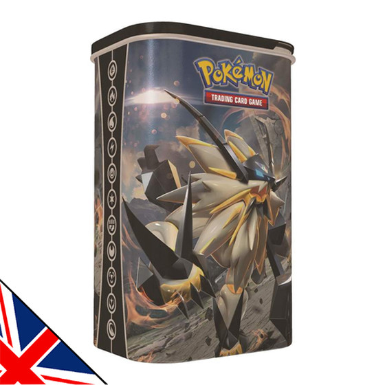 Elite Trainer Deck Tin Dusk Mane Necrozma