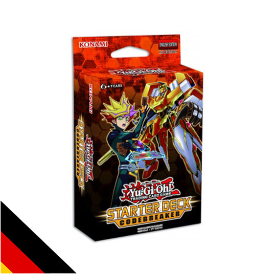 Starter Deck 2018 Codebreaker Deutsch