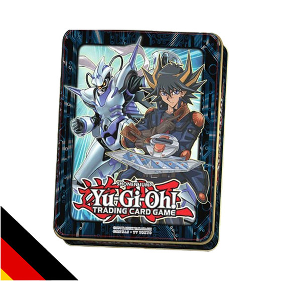 Mega Tin 2018 Yusei Deutsch