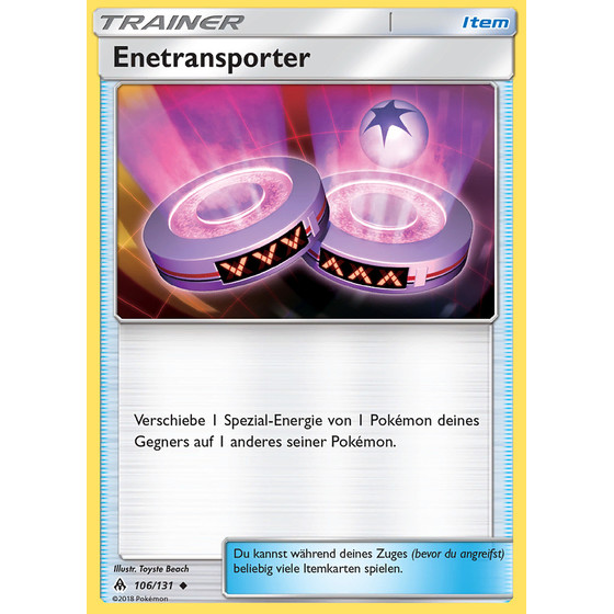 Enetransporter - 106/131 - Uncommon