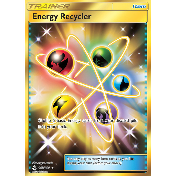 Energy Recycler - 143/131 - Shiny