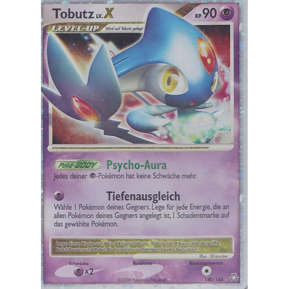 Pokemon Diamant /& Perl Erwachte Legenden 141//146 Skorgro LV.X Deutsch