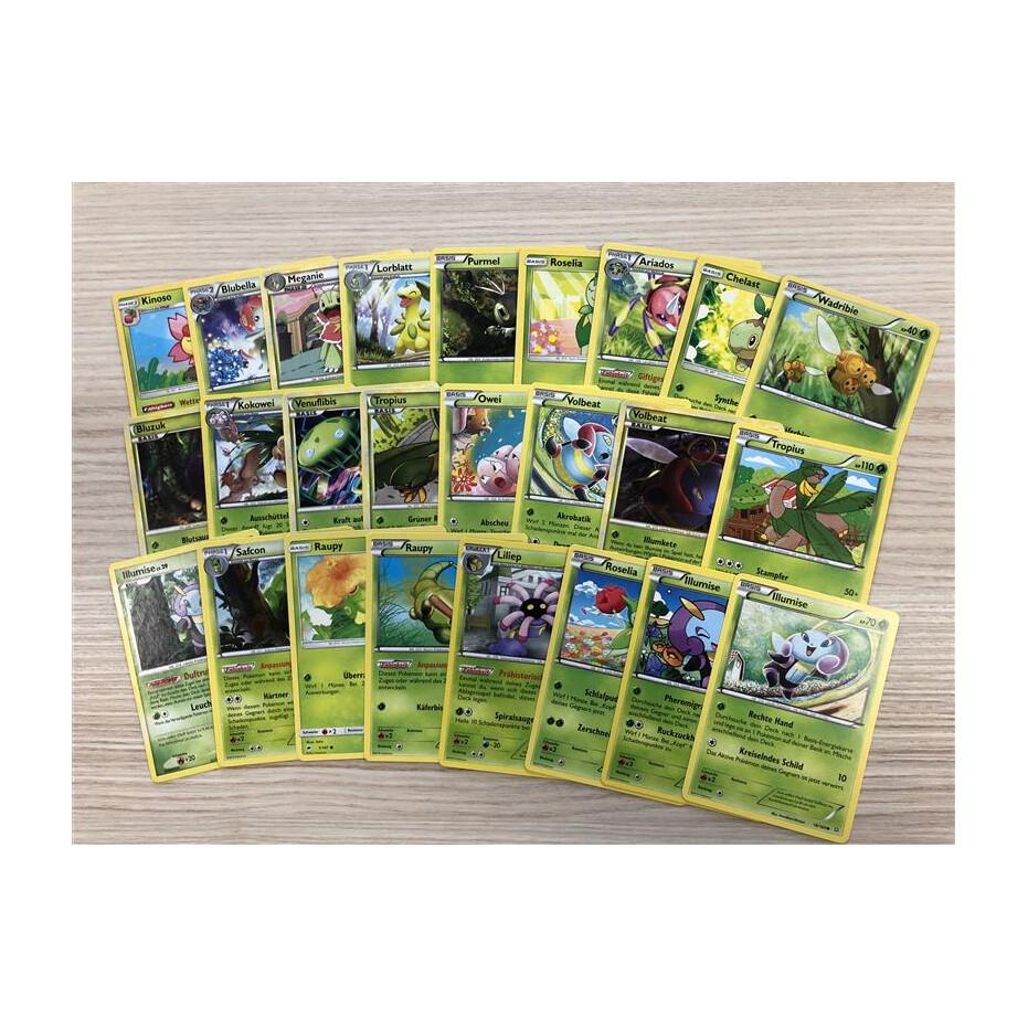 Pflanzen Pokemon