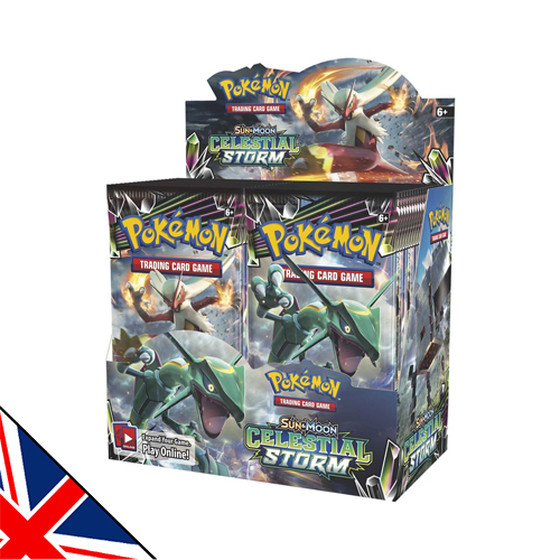 Sun & Moon: Celestial Storm Display (Englisch)