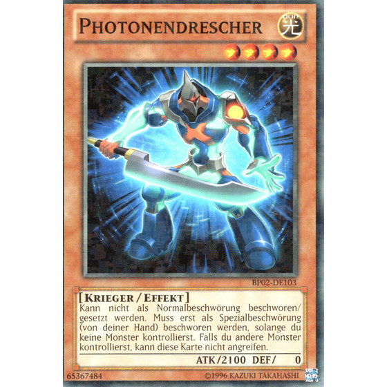 Photonendrescher - BP02-DE103 - Mosaic Rare