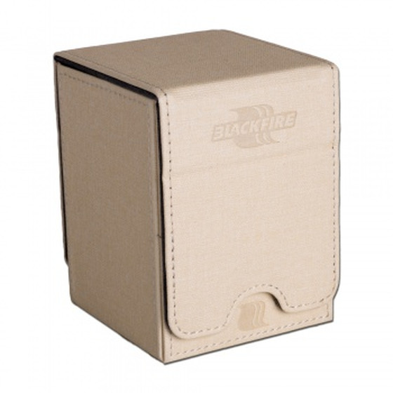 Blackfire - Convertible Premium Deck Box Single Vertical...