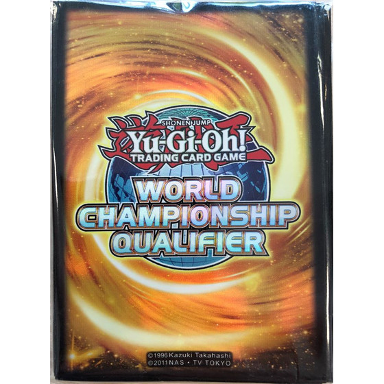 World Championship Qualifier WCQ 2015 Sleeves (80...