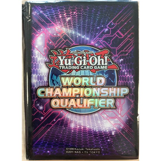 World Championship Qualifier WCQ 2014 Sleeves (80...