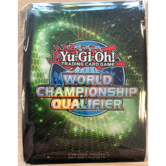 World Championship Qualifier WCQ 2013 Sleeves (80...