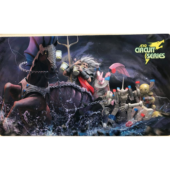 ARG Circuit Series Playmat- Norden, Instant Fusion,...