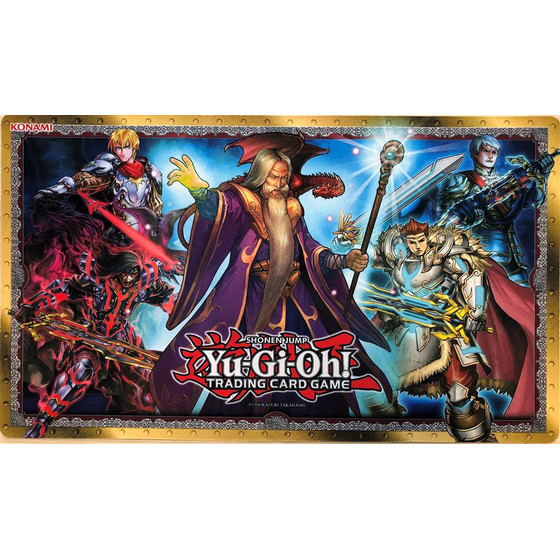 Noble Knights of the Round Table Box Set Playmat /...
