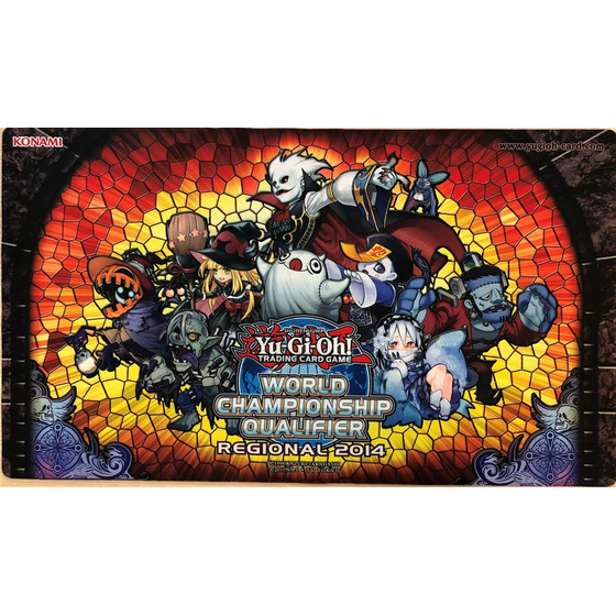 Regional WCQ 2014 Geistertrick / Ghostrick Playmat