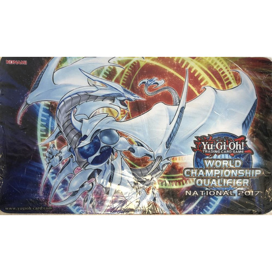 National WCQ 2017 Kosmischer Blazardrache Mousepad