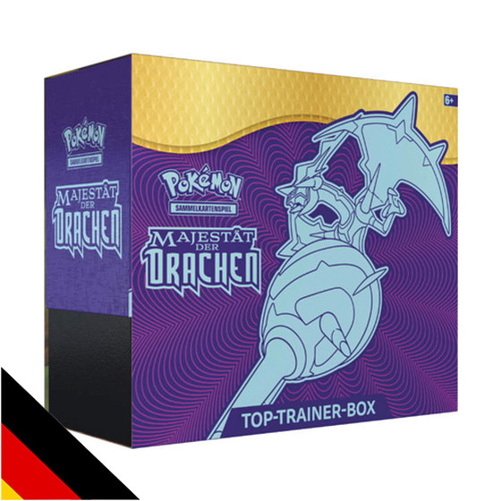 Majestät der Drachen Top-Trainer Box Agoyon Deutsch
