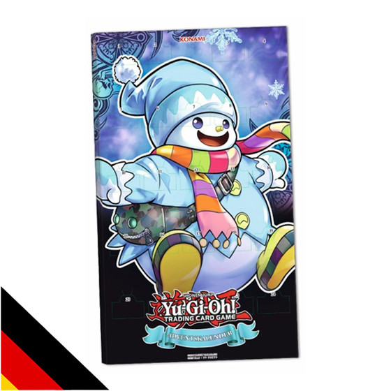 YuGiOh! Adventskalender 2018 Deutsch