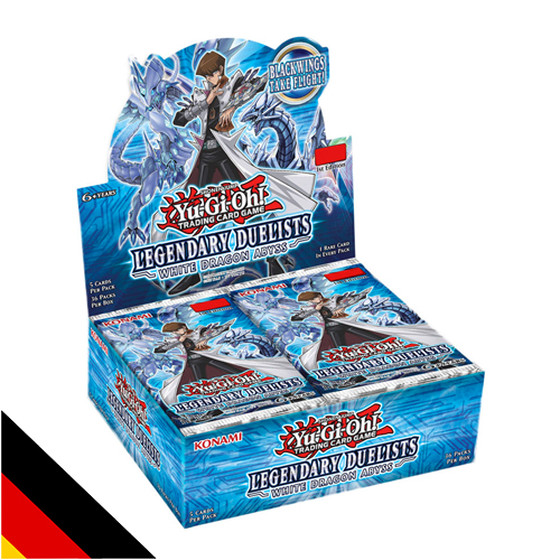 Legendary Duelists: White Dragon Abyss Display (36...