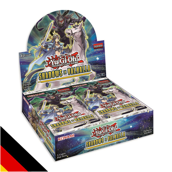 Shadows in Valhalla Display (24 Booster) Deutsch