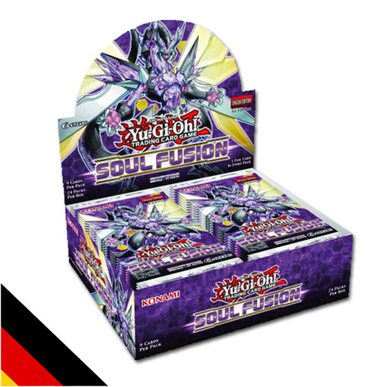 Soul Fusion Display (24 Booster) Deutsch