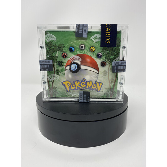 Pokemon Dschungel Display Deutsch - OVP/Sealed - 36...