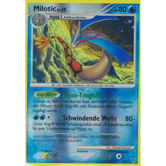 Milotic - SH7 - Shiny