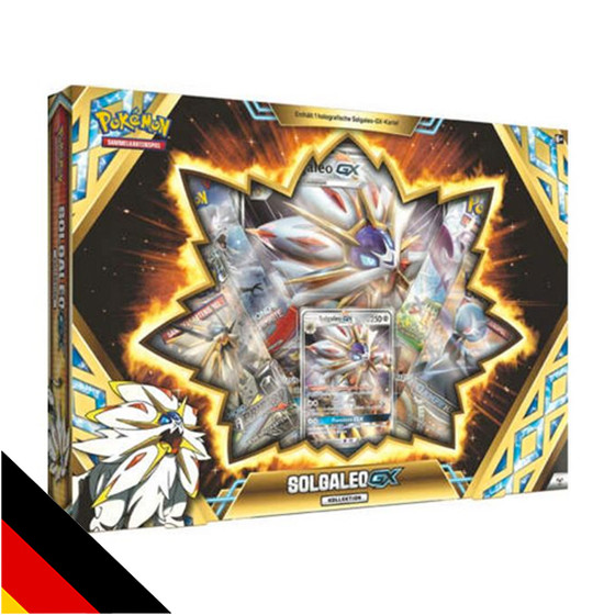 Solgaleo GX Kollektion Deutsch