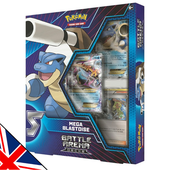 Battle Arena Decks Mega Blastoise