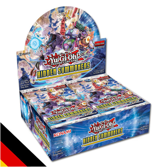 Hidden Summoners Display (24 Booster) Deutsch