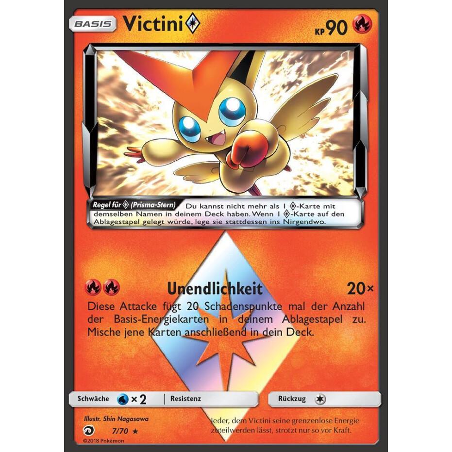 Flordelis Prisma Stern 110//131 Pokemon Grauen der Lichtfinsternis