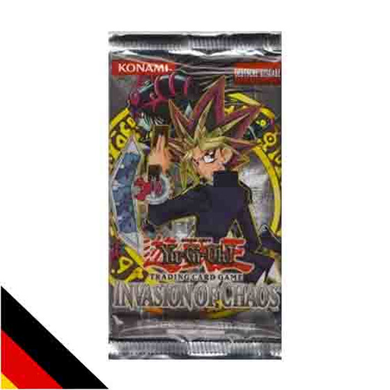 Invasion of Chaos Booster Deutsch