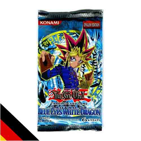 Legend of Blue Eyes White Dragon Booster Deutsch